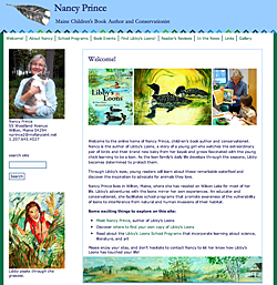 Nancy Prince, Children's Book Author and Conservationist